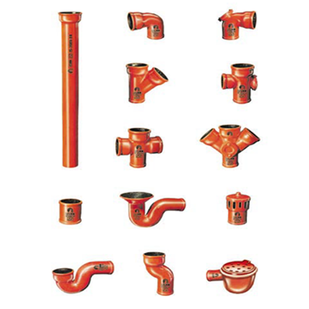 Centri C I Pipes Manufacturer in india