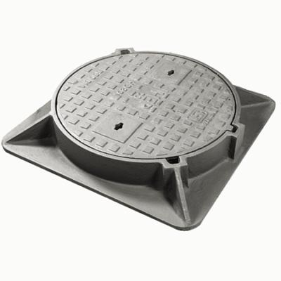 CI & DI Manhole Covers in india