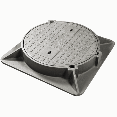 CI & DI Manhole Covers in india