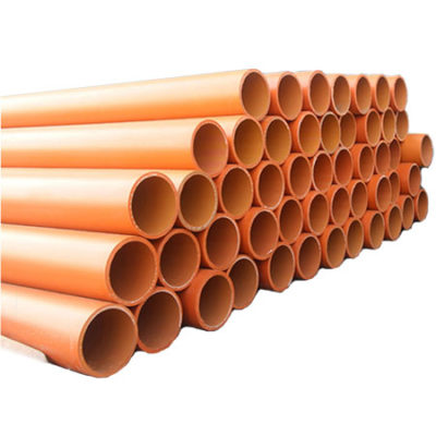 PVC Underground Drainage System & Foamcore Pipes in India