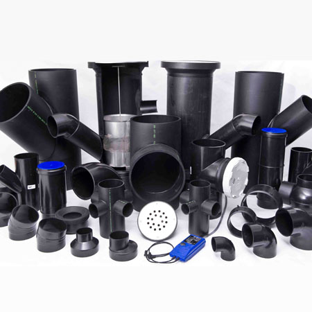 HDPE Fittings in india