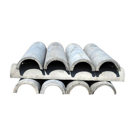 RCC Half Round Pipes in India