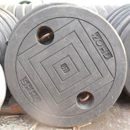 RCC & SFRC Manhole Covers in india