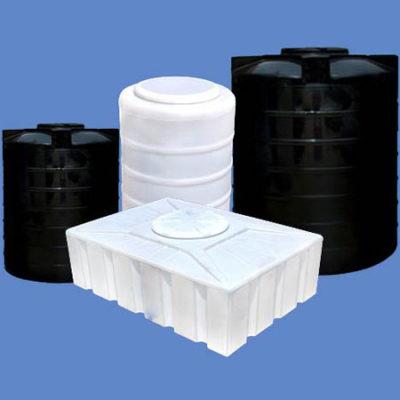 PVC Water Storage Tanks in india