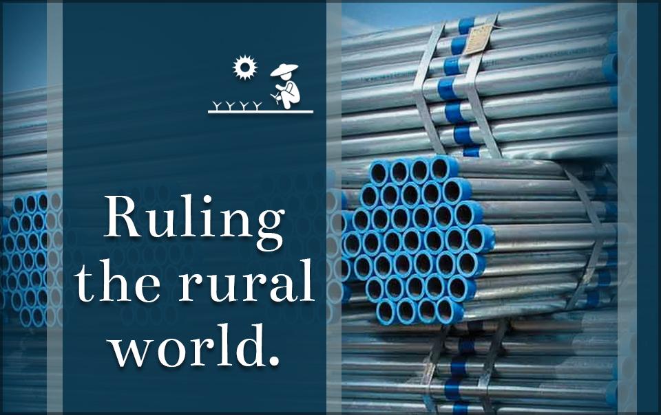 PVC-CPVC-UPVC-GI-MS-SS-CI-DI-HDPE-RCC-SW pipes, fittings & allied